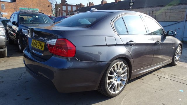 USED 2008 08 BMW 3 SERIES 2.0 320D EDITION M SPORT 4d 174 BHP RARE SPEC