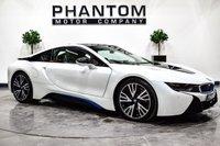 USED 2017 17 BMW I8 1.5 I8 2d 228 BHP