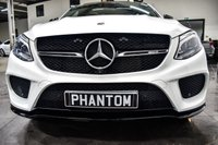 USED 2018 18 MERCEDES-BENZ GLE-CLASS 3.0 AMG GLE 43 4MATIC NIGHT EDITION 4d 385 BHP