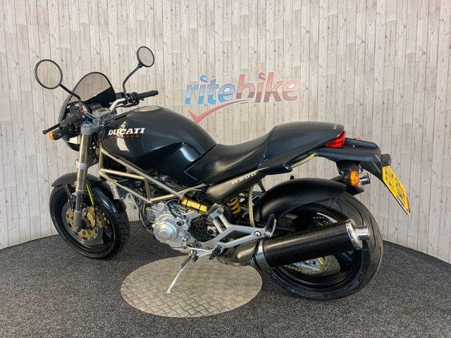 DUCATI Monster 900 at Rite Bike