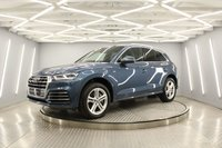 USED 2017 67 AUDI Q5 2.0 TDI QUATTRO S LINE 5d 188 BHP SAT/NAV, DAB, BLUETOOTH, LEATHER, AUTOMATIC, 3 SERVICES, LOW MILES...