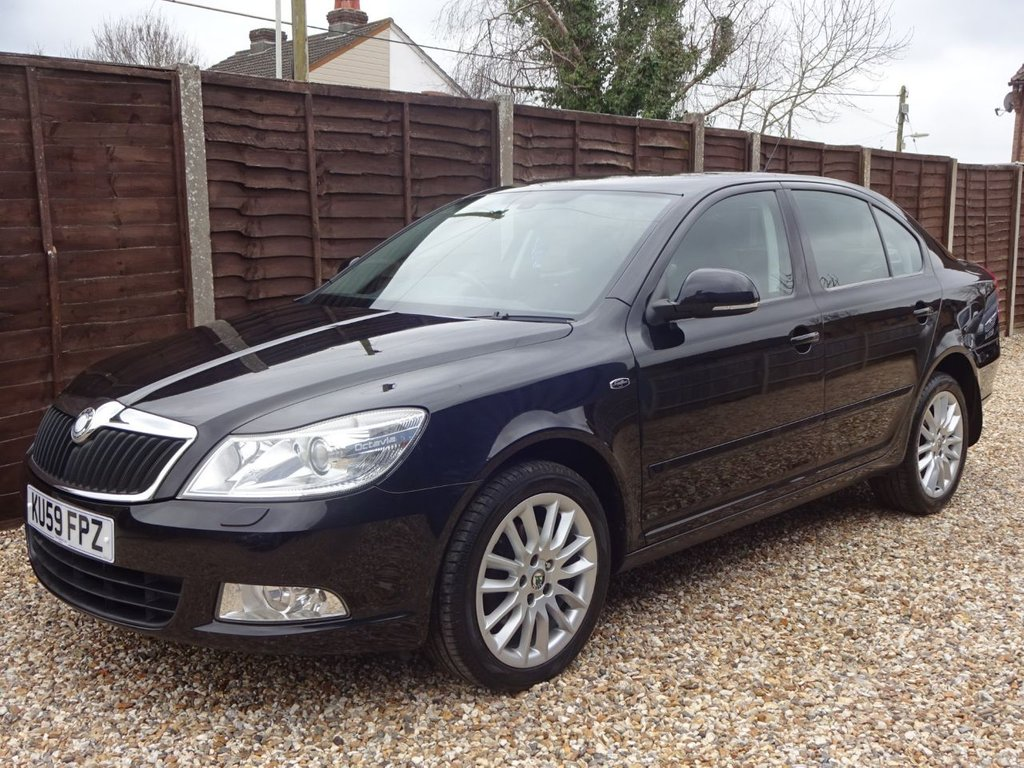 USED 2009 59 SKODA OCTAVIA 2.0 TDi LAURIN & KLEMENT DSG 5door LOOK AT THIS FABULOUS AUTOMATIC DIESEL, READY TO DRIVE AWAY!