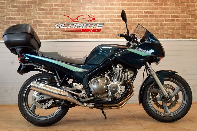 USED 1995 M YAMAHA XJ 600 DIVERSION  - FREE DELIVERY AVAILABLE