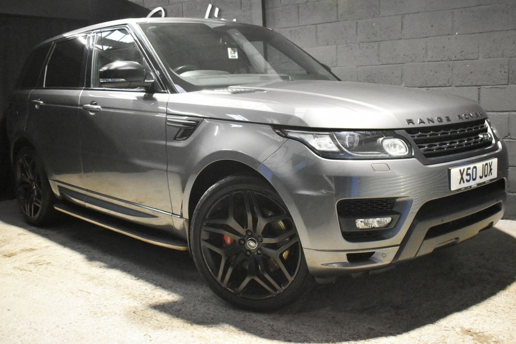 USED 2015 X LAND ROVER RANGE ROVER SPORT 3.0 SDV6 AUTOBIOGRAPHY DYNAMIC 5d 306 BHP
