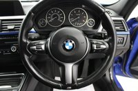 USED 2013 63 BMW 3 SERIES 2.0 318D M SPORT 4d 141 BHP SAT/NAV, DAB, BLUETOOTH, HEATED LEATHER, TINTED GLASS, AUTOMATIC