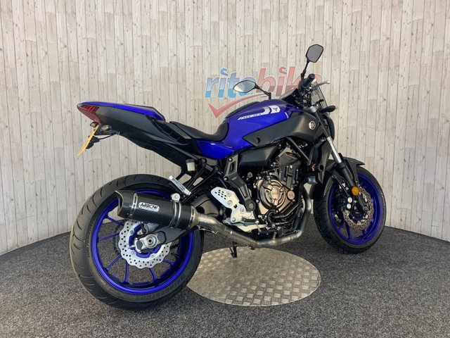 YAMAHA MT-07 at Rite Bike