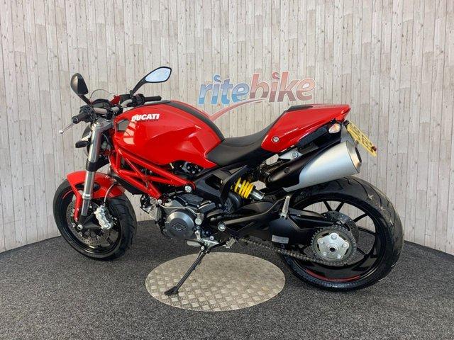 DUCATI MONSTER 796 at Rite Bike