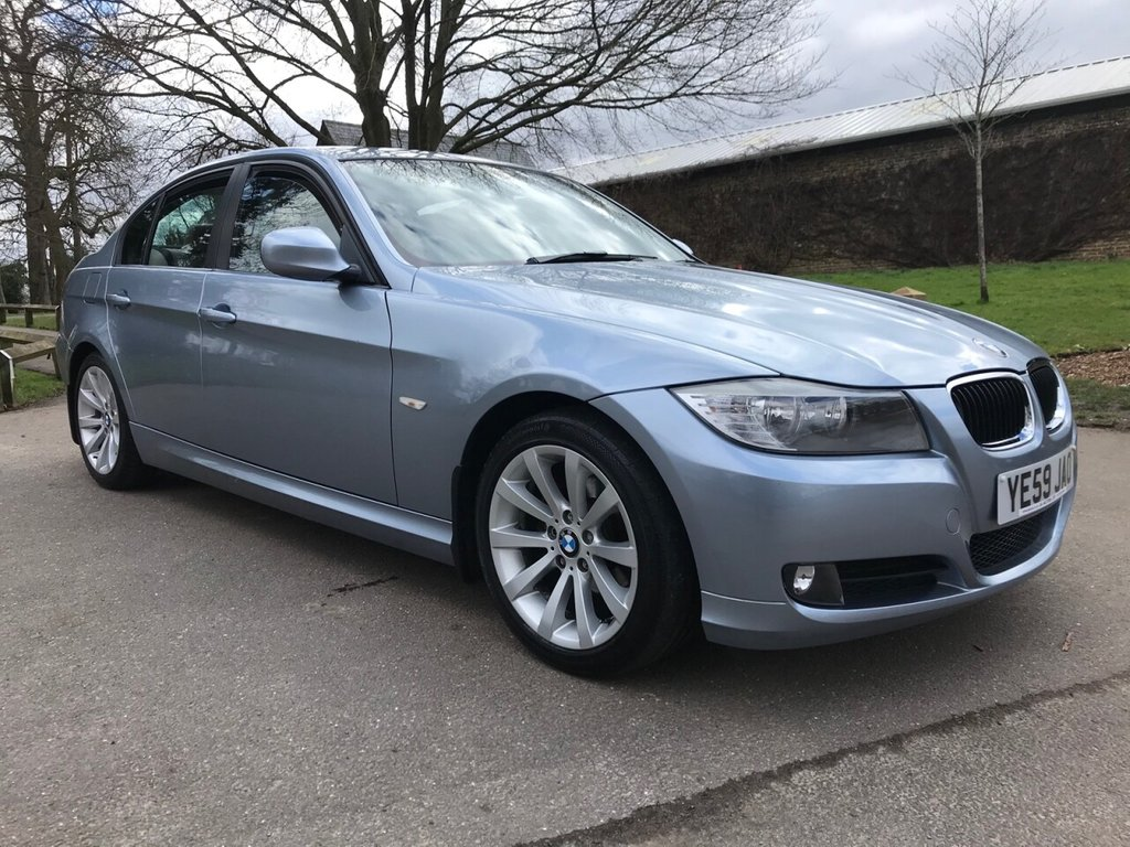 USED 2009 59 BMW 3 SERIES 2.0 318I SE BUSINESS EDITION 4d 141 BHP Low Mileage Business Edition 3 Series With Full Service History !