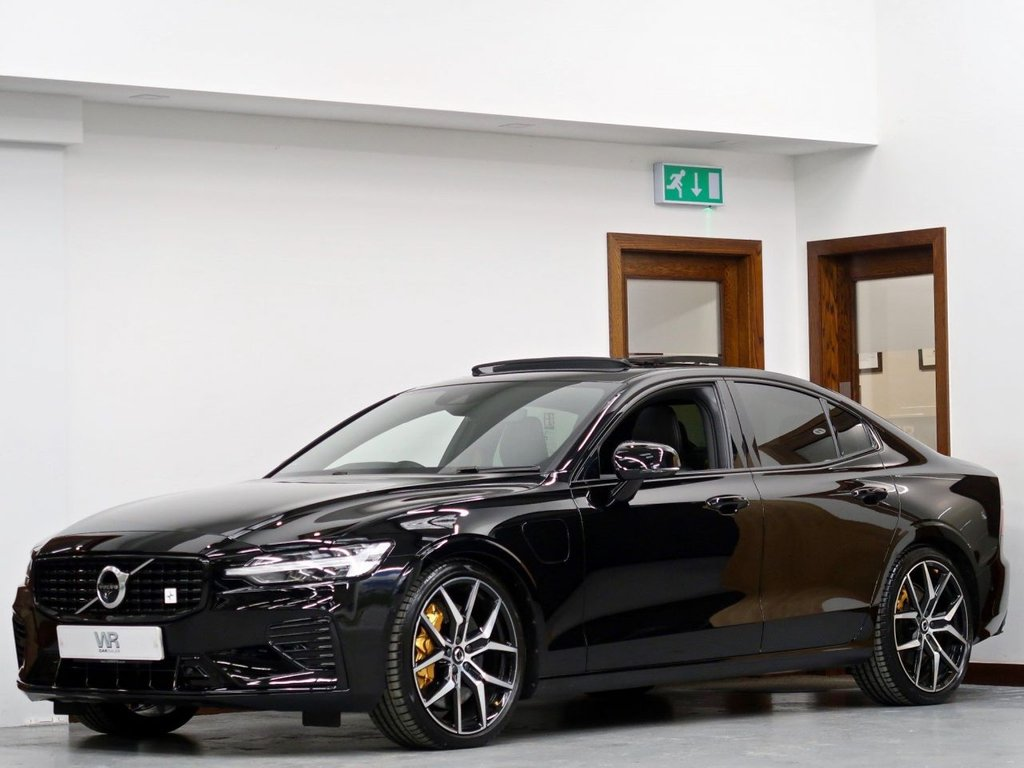 USED 2020 70 VOLVO S60 2.0h T8 11.6kWh Polestar Engineered Auto AWD (s/s) 4dr PAN ROOF + 360 CAM + KEYLESS