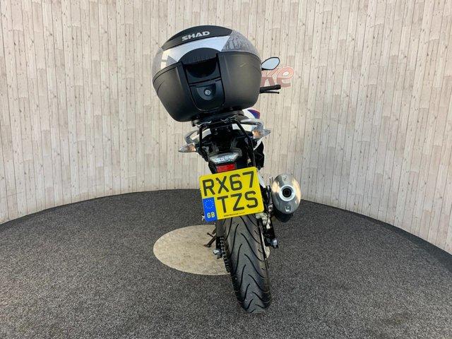 BMW G310R at Rite Bike