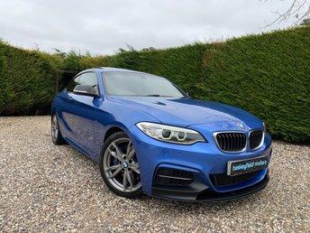 2015 BMW M2