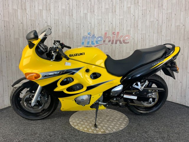 SUZUKI GSX600 at Rite Bike