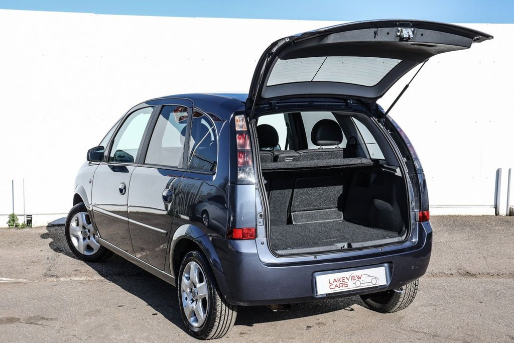 USED 2008 08 VAUXHALL MERIVA 1.4 BREEZE 16V 5d 90 BHP