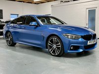 USED 2017 17 BMW 4 SERIES 3.0 435d M Sport Gran Coupe Auto xDrive (s/s) 5dr