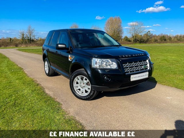 2007 57 LAND ROVER FREELANDER 2 2.2 TD4 SE 5d 159 BHP (FREE 2 YEAR WARRANTY)