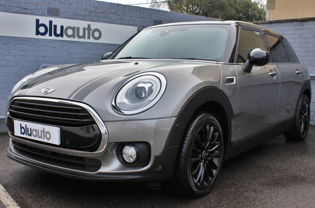 USED 2017 67 MINI CLUBMAN 1.5 COOPER 5d 134 BHP 1 Owner, Mini Servicing, Parking Sensors, Keyless Entry & Start, Leather Heated Seats, Dual Climate & Cruise Control, Bluetooth, Satellite Navigation