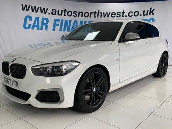 2018 BMW 1 SERIES 3.0 M140I SHADOW EDITION 3d 335 BHP £18500.00