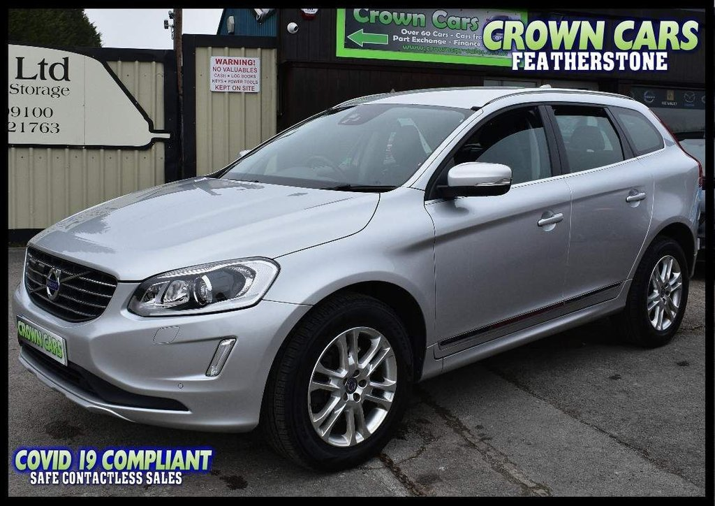 USED 2013 C VOLVO XC60 2.4 D5 SE Lux Nav Geartronic AWD 5dr EXCEPTIONAL CONDITION