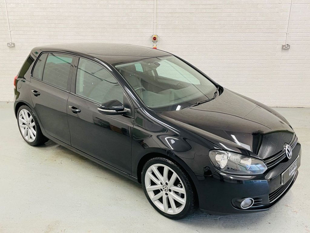 USED 2011 61 VOLKSWAGEN GOLF 2.0 GT TDI 5d 138 BHP HEATED LEATHER, 18IN ALLOYS, CRUISE CONTROL, FINANCE AVAILABLE
