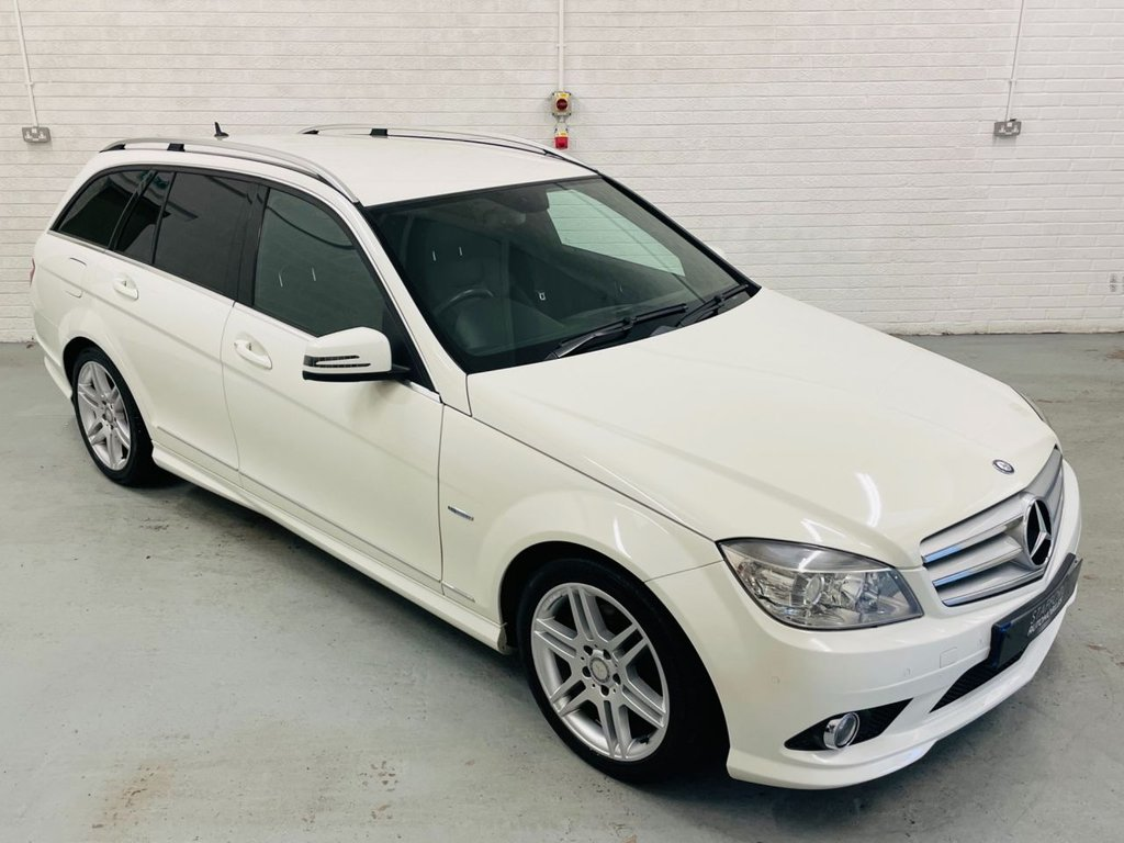 USED 2010 60 MERCEDES-BENZ C-CLASS 2.1 C220 CDI BLUEEFFICIENCY SPORT 5d 170 BHP 17IN ALLOYS, TOWBAR, STUNNING CAR, FINANCE AVAILABLE