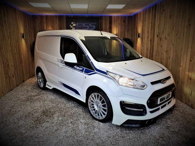 2014 14 FORD TRANSIT CONNECT 1.6 200 P/V 74 BHP