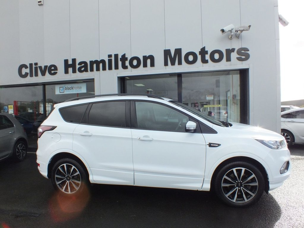 USED 2019 19 FORD KUGA 2.0 ST-LINE TDCI 5d 150 BHP