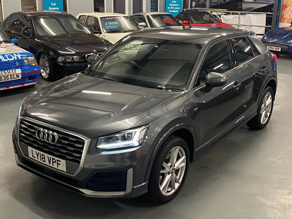 USED 2018 18 AUDI Q2 1.4 TFSI S LINE 5d 148 BHP 1 Private Owner from new