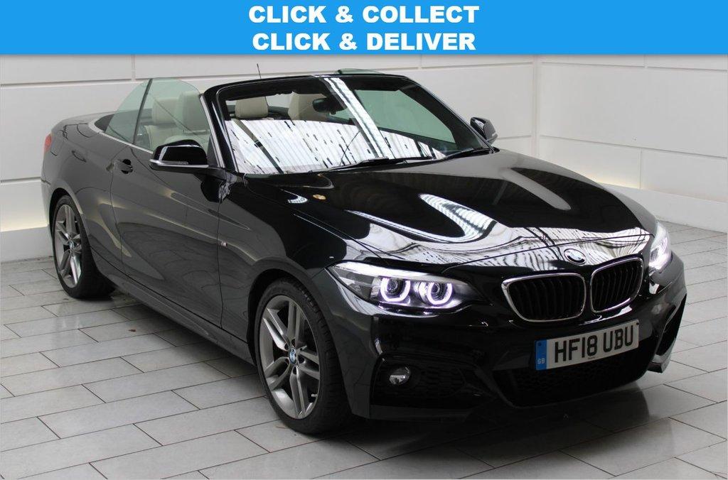 USED 2018 18 BMW 2 SERIES 2.0 230i M Sport Auto (start/stop)