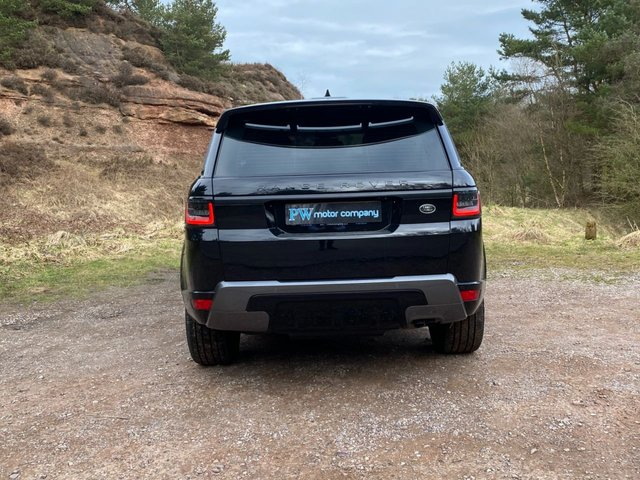 USED 2018 67 LAND ROVER RANGE ROVER SPORT 2.0 SD4 HSE 5d 238 BHP