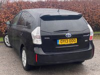 USED 2013 13 TOYOTA PRIUS PLUS 1.8 T4 5d 99 BHP * 7 SEATER * AUTOMATIC * 12 MONTHS FREE AA MEMBERSHIP *