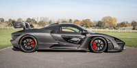 USED 2019 MCLAREN SENNA Carbon Edition Carbon Edition+ Delivery Miles