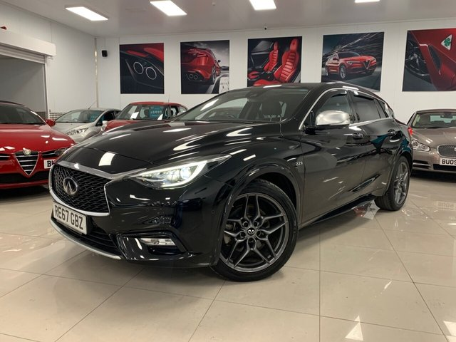 USED 2018 67 INFINITI Q30 2.1 PREMIUM INTOUCH 5d 168 BHP FULL SERVICE HISTORY, 2 KEYS, STUNNING Q30 + PREMIUM INTOUCH!