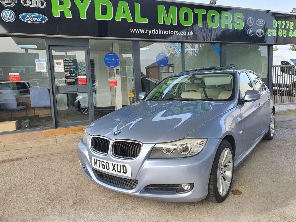 USED 2011 60 BMW 3 SERIES 2.0 320I SE 4d 168 BHP