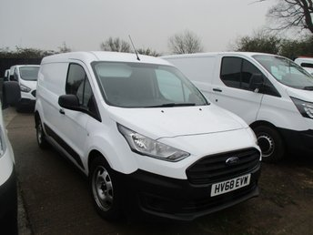 2018 FORD TRANSIT CONNECT 1.5 210 Lwb L2 H1 TDCI 5d 100 BHP Turbo Diesel SOLD