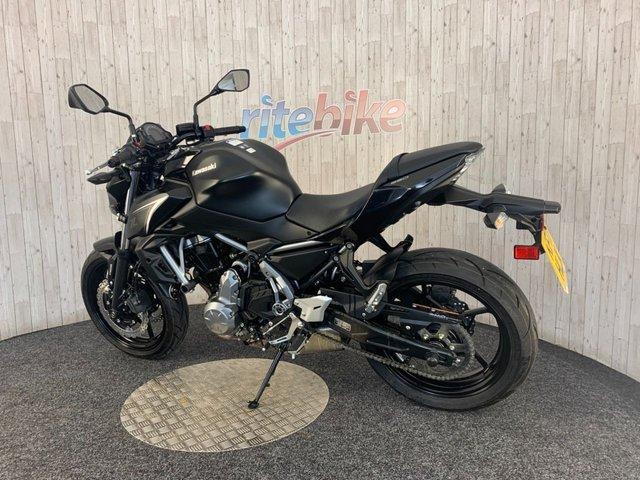 KAWASAKI Z650 at Rite Bike
