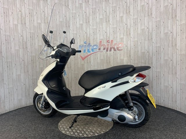 PIAGGIO FLY at Rite Bike