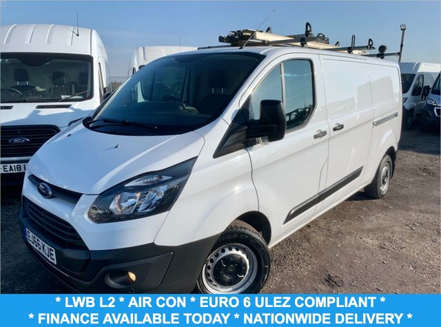 USED 2017 66 FORD TRANSIT CUSTOM 2.0 310 LR P/V 104 BHP
