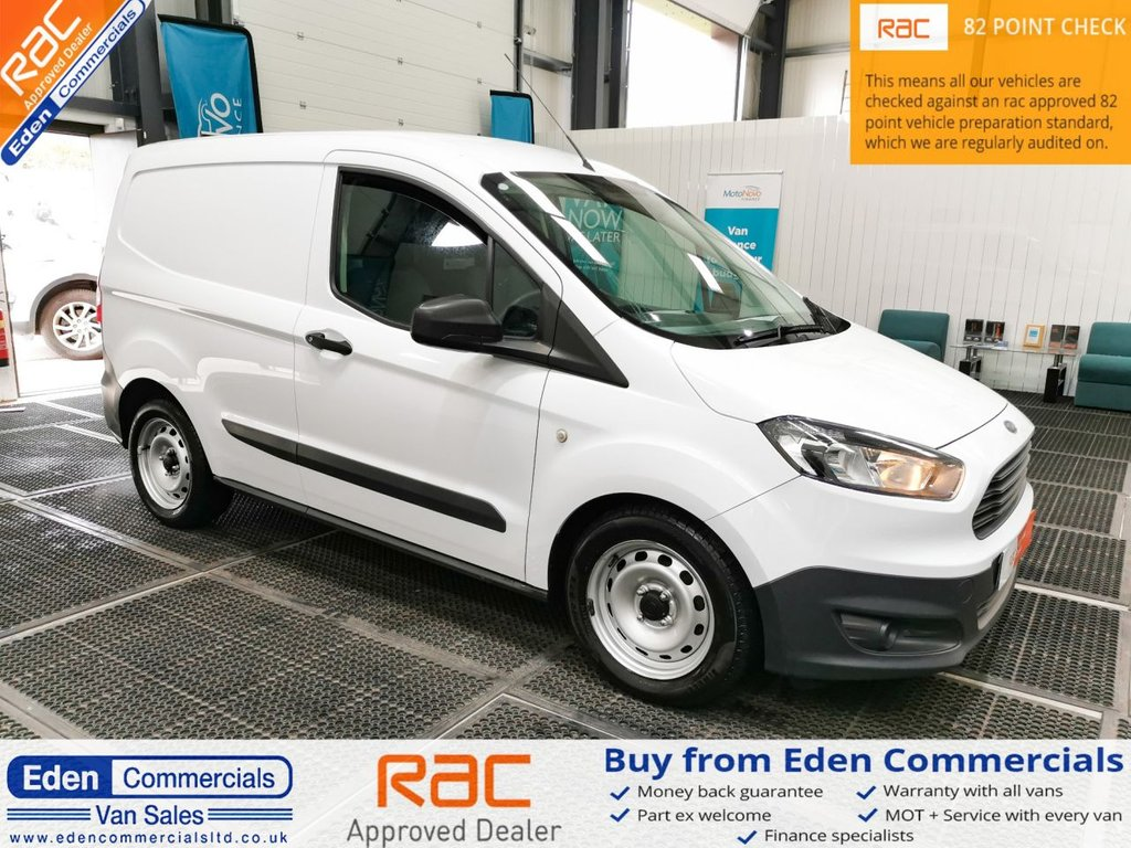 USED 2017 17 FORD TRANSIT COURIER 1.0 BASE * RARE PETROL MODEL *