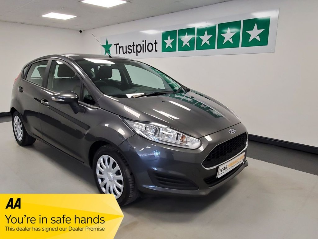 USED 2016 16 FORD FIESTA 1.5 STYLE TDCI 5d 74 BHP