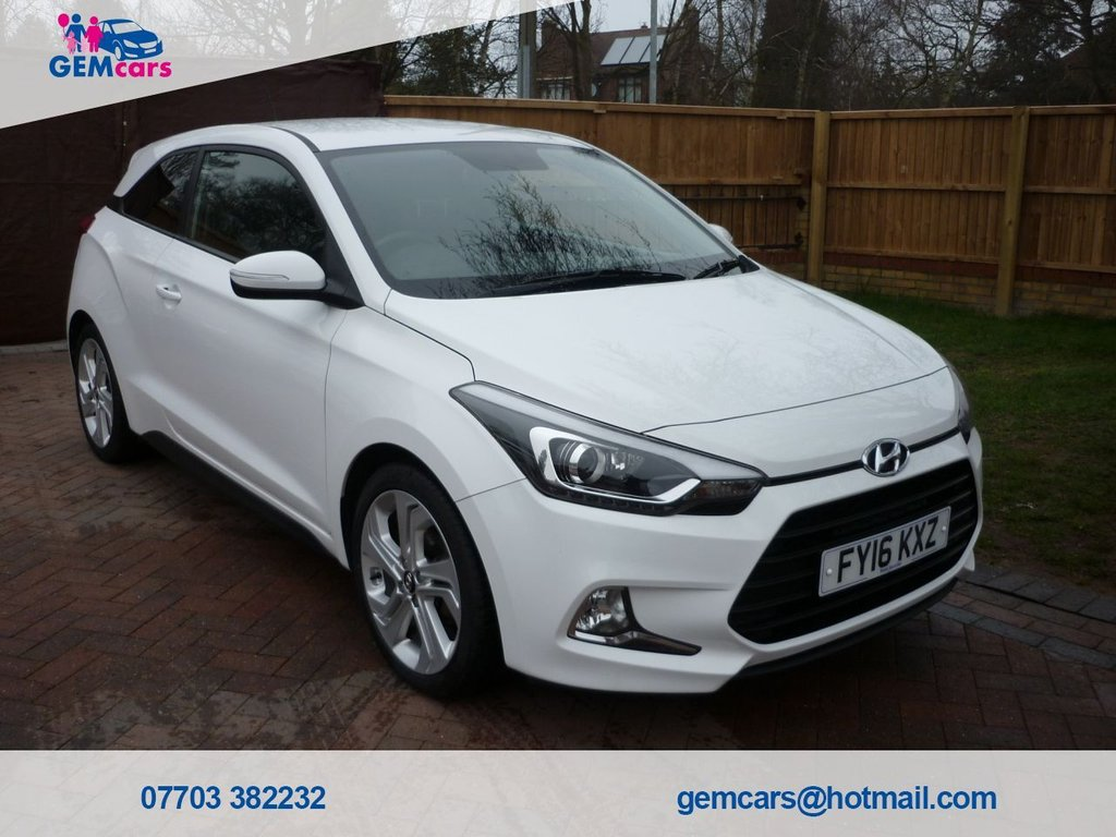 USED 2016 16 HYUNDAI I20 1.2 MPI SPORT NAV 3d 83 BHP GO TO OUR WEBSITE TO WATCH A FULL WALKROUND VIDEO