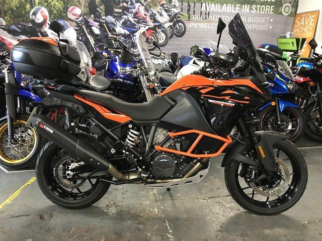 2018 18 KTM 1090 Adventure 18  123 BHP