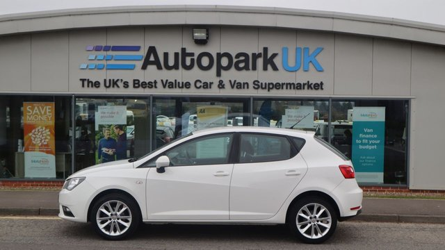 USED 2013 13 SEAT IBIZA 1.4 TOCA 5d 85 BHP . LOW DEPOSIT OR NO DEPOSIT FINANCE AVAILABLE . COMES USABILITY INSPECTED WITH 30 DAYS USABILITY WARRANTY + LOW COST 12 MONTHS ESSENTIALS WARRANTY AVAILABLE FROM ONLY £199 (VANS AND 4X4 £299) DETAILS ON REQUEST. ALWAYS DRIVING DOWN PRICES . BUY WITH CONFIDENCE . OVER 1000 GENUINE GREAT REVIEWS OVER ALL PLATFORMS FROM GOOD HONEST CUSTOMERS YOU CAN TRUST .