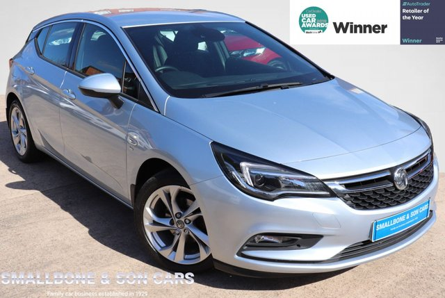 USED 2017 17 VAUXHALL ASTRA 1.4 SRI 5d 148 BHP * BUY ONLINE * FREE NATIONWIDE DELIVERY *