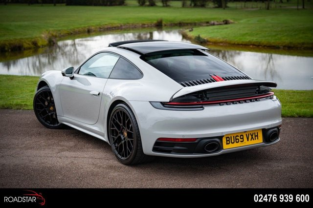 USED 2019 69 PORSCHE 911 3.0T 992 Carrera 4S PDK 4WD (s/s) 2dr NOW SOLD MORE NEEDED