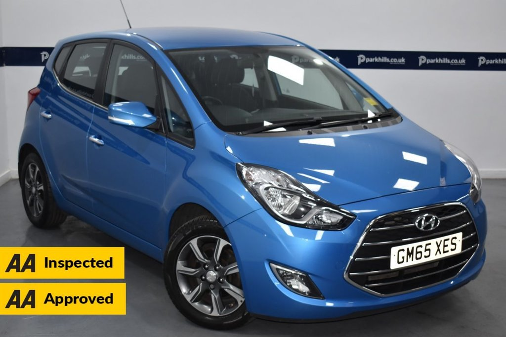 "USED 2016 65 HYUNDAI IX20 1.6 SE 5d 125 BHP (AIR CON -16"" ALLOYS)"