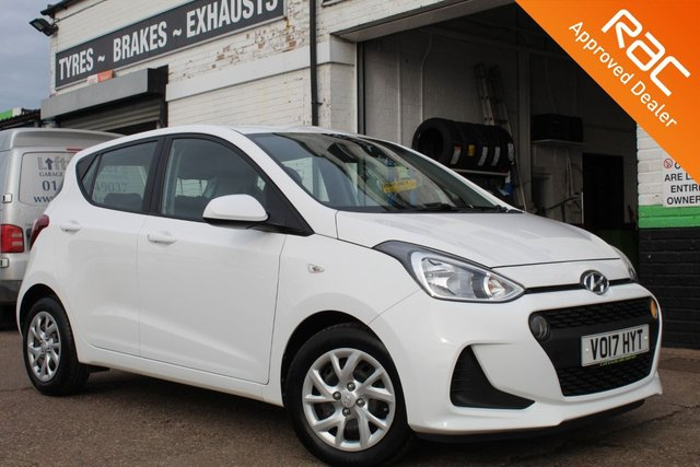 USED 2017 17 HYUNDAI I10 1.0 SE 5d 65 BHP VIEW AND RESERVE ONLINE OR CALL 01527-853940 FOR MORE INFO.
