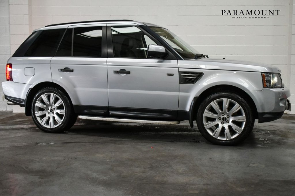 USED 2009 T LAND ROVER RANGE ROVER SPORT 3.0 TDV6 HSE 5d 245 BHP