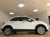USED 2016 66 FIAT 500X 1.6 MULTIJET POP STAR 5d 5 Seat Family SUV Stunning in White Great Value for Money Recent Service plus MOT now Ready to Finance and Drive Away 1 Former Keeper