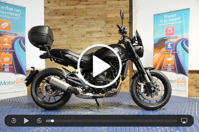 USED 2018 18 BENELLI LEONCINO 500cc LEONCINO 500 48 BHP - Low miles