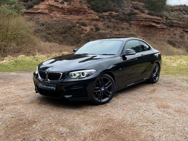 USED 2018 68 BMW 2 SERIES 1.5 218I M SPORT 2d 134 BHP